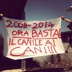 Reggio, occupato il canile municipale