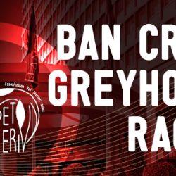 Diamo voce ai greyhound: partecipiamo alla protesta del 25 gennaio a Londra