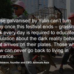 L'industria della carne di cane si muove nell'ombra mentre gli occhi del mondo sono puntati su Yulin