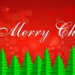 Auguri di un Natale sereno e felice a tutti voi…