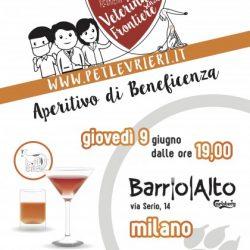 Aperitivo di beneficenza Veterinari Senza Frontiere -Milano-