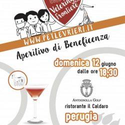 Aperitivo di beneficenza Veterinari Senza Frontiere -Perugia-