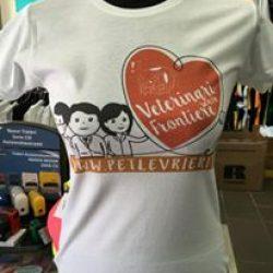 """Magliette e Canotta del Progetto """"Veterinari Senza Frontiere"""""""