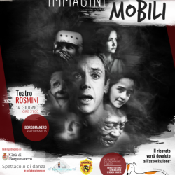 """Pet Levrieri e lo spettacolo """"Immagini Mobili"""""""