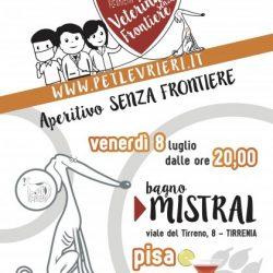 Aperitivo di beneficenza Veterinari Senza Frontiere (Pisa)