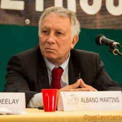 """Speech by Albano Martins in Milan: """"The Macau Canidrome and its closure. The past, present and future prospects"""""""