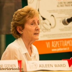 INSPIRING, CLEAR AND FORWARD-THINKING SPEECH IN MILAN FROM MARION FITZGIBBON DI LIMERICK ANIMAL WELFARE