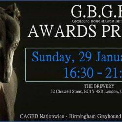 Londra, 29 Gennaio: Pronti più di 80 manifesti per la manifestazione internazionale antiracing #GBGBAwardsProtest. Unisciti a noi!
