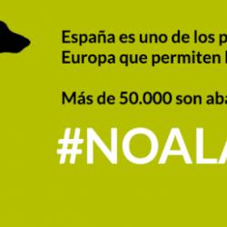 Il 14 marzo il partito animalista spagnolo PACMA – Partido Animalista ha presentato al Ministero dell'Agricoltura e Pesca, Alimentazione e Ambiente 30.000 firme contro la caccia con levriero