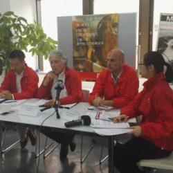 Conferenza Stampa di Anima Macau – Si parla della campagna internazionale #SavetheMacauGreyhounds