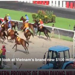 Fate il vostro gioco: investitori di Hong Kong offrono $ 500 milioni per costruire un cinodromo nel Vietnam meridionale