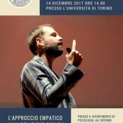 """""""L'approccio empatico alla relazione con gli animali"""". Una conferenza da non pedere con Angelo Vaira a Torino il 14 Dicembre."""