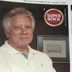 Albano Martins has been voted 'Personality of the Year' by Hoje Macau
