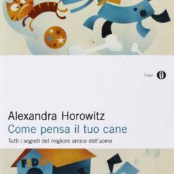 Un libro imperdibile: Come pensa il tuo cane, di Alexandra Horowitz