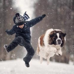 Il binomio cane-bambino come ausilio dello sviluppo evolutivo. Articolo tratto da Marchesini Etologia