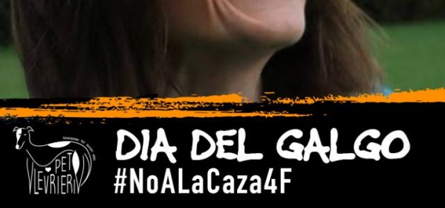 PLEASE USE THE FB FRAME TO SAY NO TO THE EXPLOITATION AND SLAUGHTER OF GALGOS!